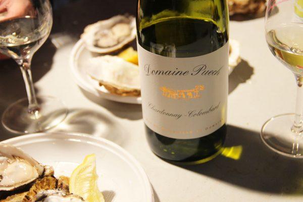 Cuvées Chardonnay Colombard su Domaine Puech