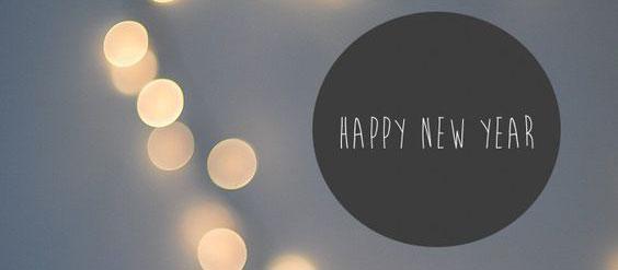 Bonne année & meilleurs voeux pour 2018