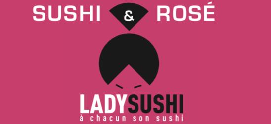 Soirée Sushi & Le Rosé