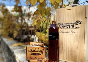 Offre de Noël : Vin d'orange & chocolats Malakoff